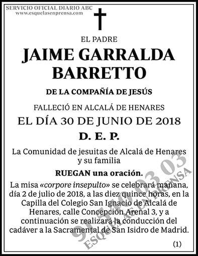 Jaime Garralda Barretto